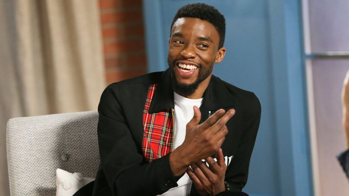 Chadwick Boseman to receive posthumous honor during MTV Movie Awards  special - REVOLT