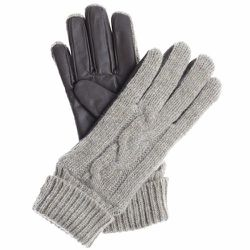 """""""Gloves: Given that they take up no space whatsoever and can fit into any briefcase, I tend to always carry a pair of gloves and hat just in case it is really cold, or if I am going to be outside for an extended period of time."""" Photos: Courtesy of Trunk"""