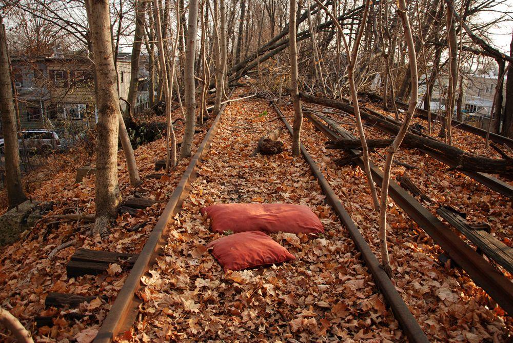 Abandoned Rockaway Rail Line Waits for High Line Moment