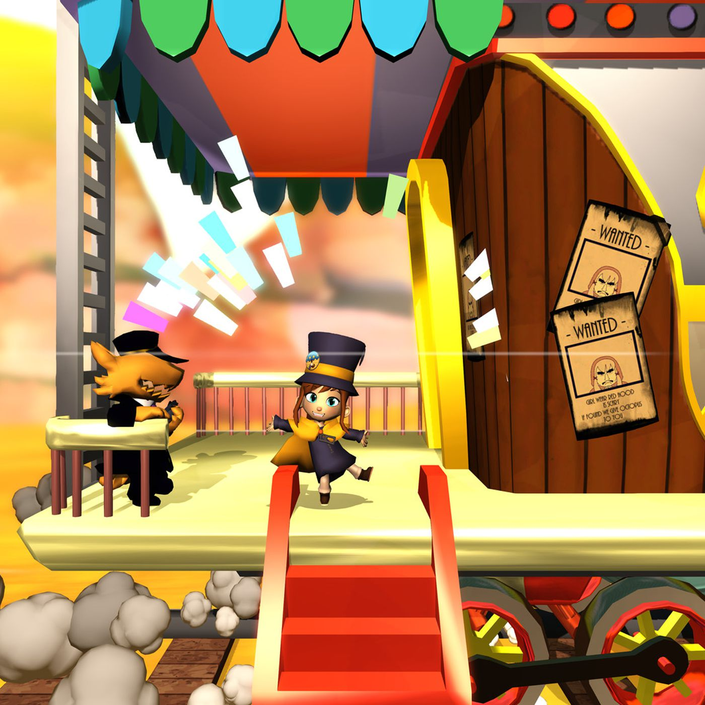 JonTron is still in A Hat in Time, but not without