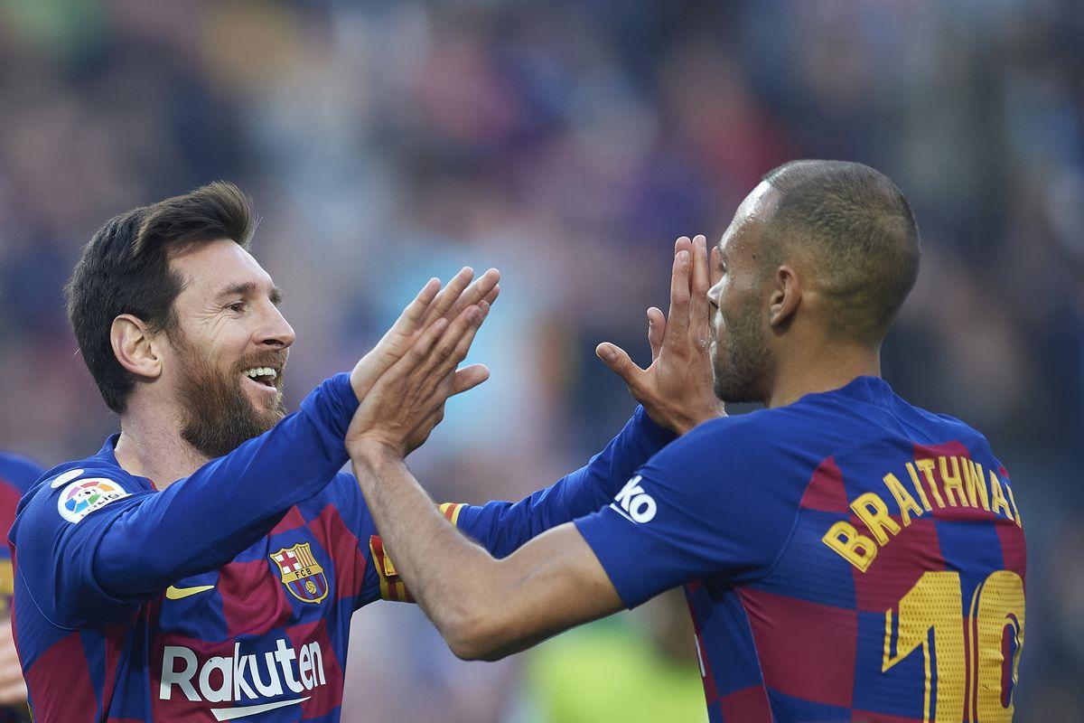 Барселона 5 0 леванте онлайн