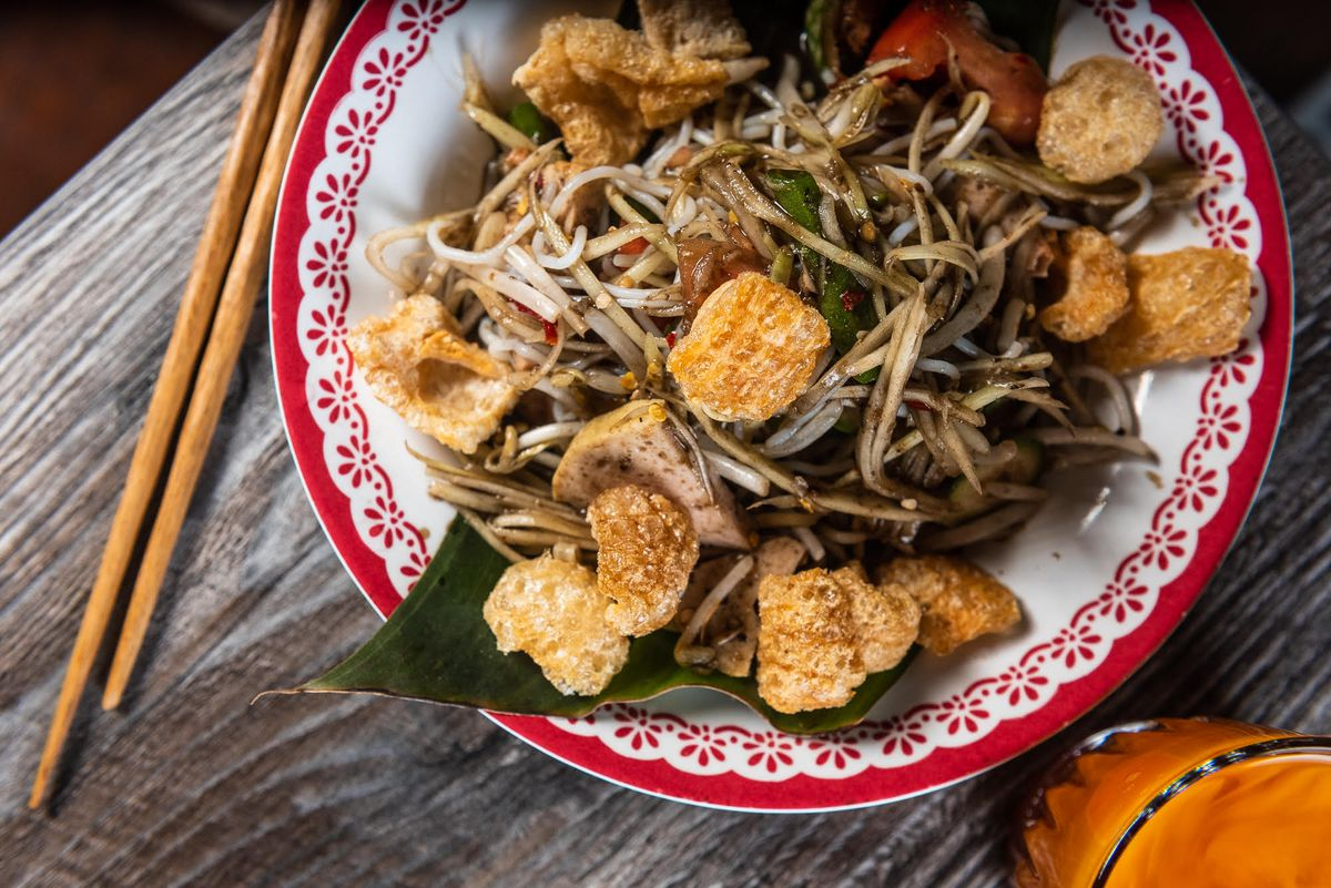 A Look at New Restaurant Laos in Town's Best Dishes - Eater DC