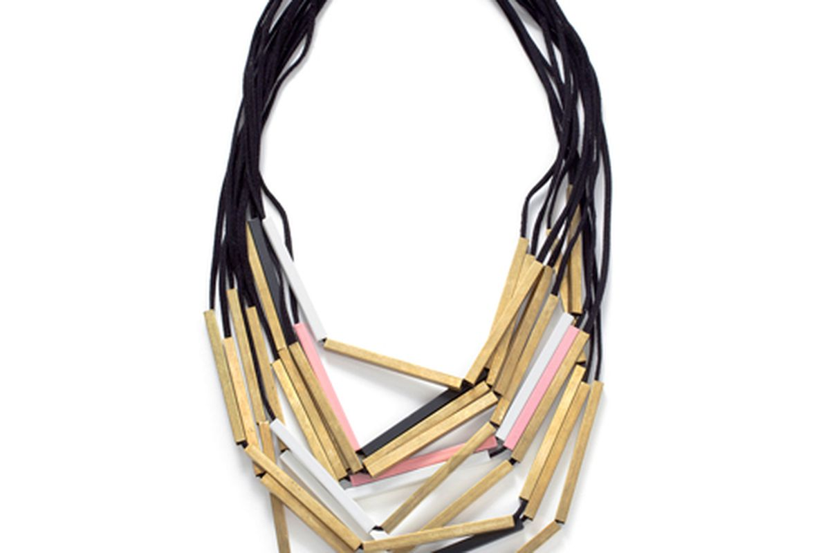 """Image via <a href=""""http://www.sightunseen.com/shop/necklace-no-ultra/"""">Sight Unseen</a>"""