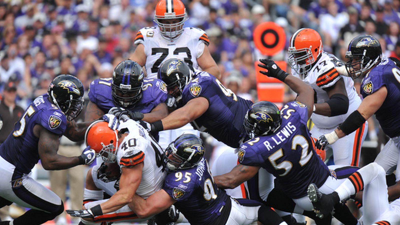 Ravens Defense Needs A Nickname - Baltimore Beatdown