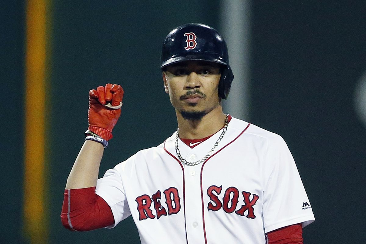 betts mookie sox deal million year boston chicago record agreed baseball avoid arbitration contract dwyer ap michael