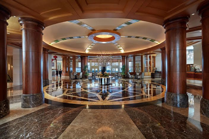 D C S 12 Most Beautiful Hotel Lobbies Mapped Curbed Dc