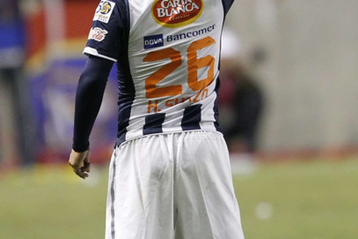 Possibly the best striker in CONCACAF and he returns to play tonight.