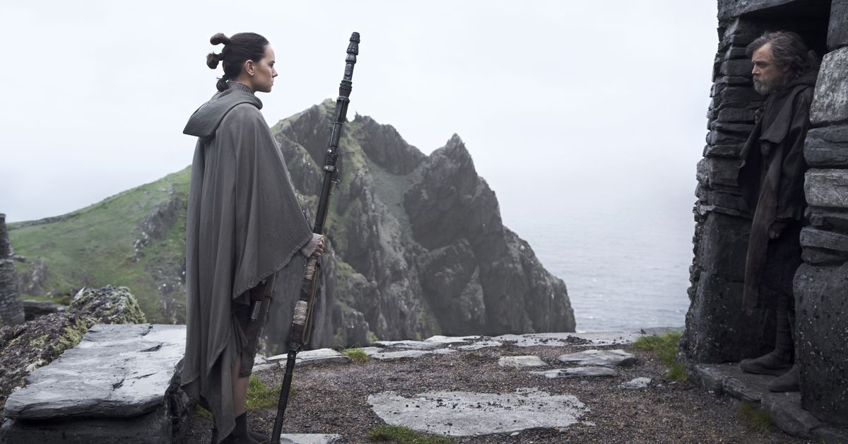 Star Wars: The Last Jedi special features include hidden music-only version