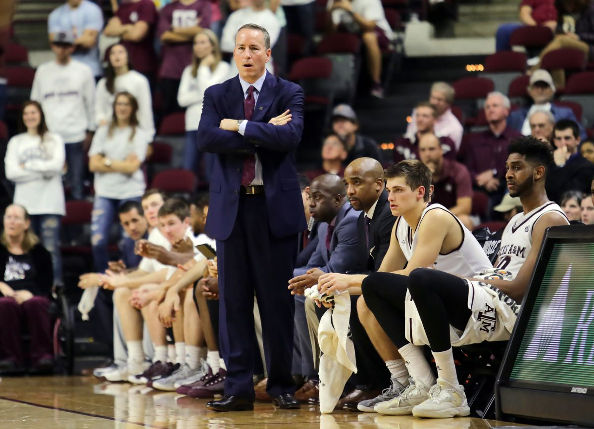 NCAA Basketball: Vanderbilt at Texas A&M