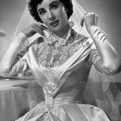 Father of the Bride (1950): Elizabeth Taylor, everyone. 'Nough said.
