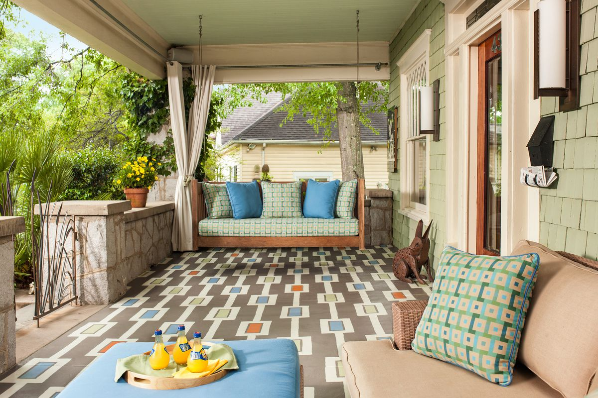 5 Ways To Paint A Porch Floor This