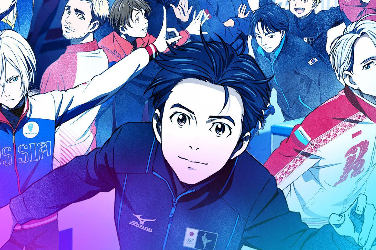 Anime Just Like Yuri On Ice