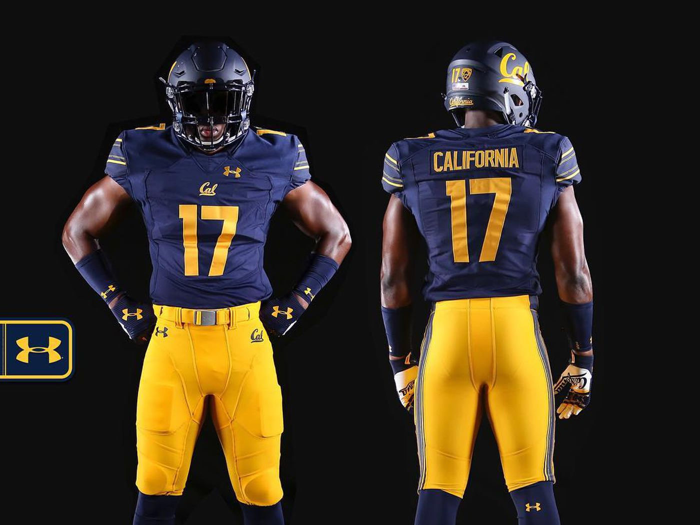 Cal Footballs New Home Uniform Unveiled California Golden Blogs