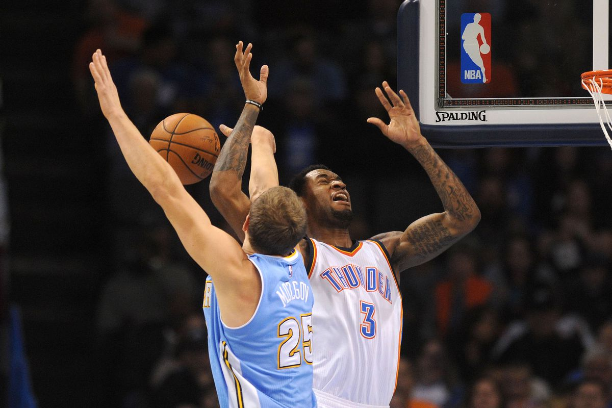 Which Denver Nuggets team will we see tonight?