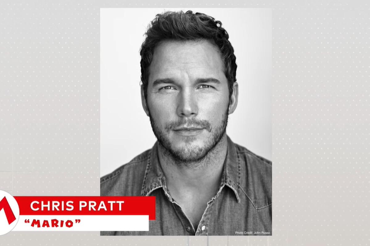 Chris Pratt's casting revealed on stream
