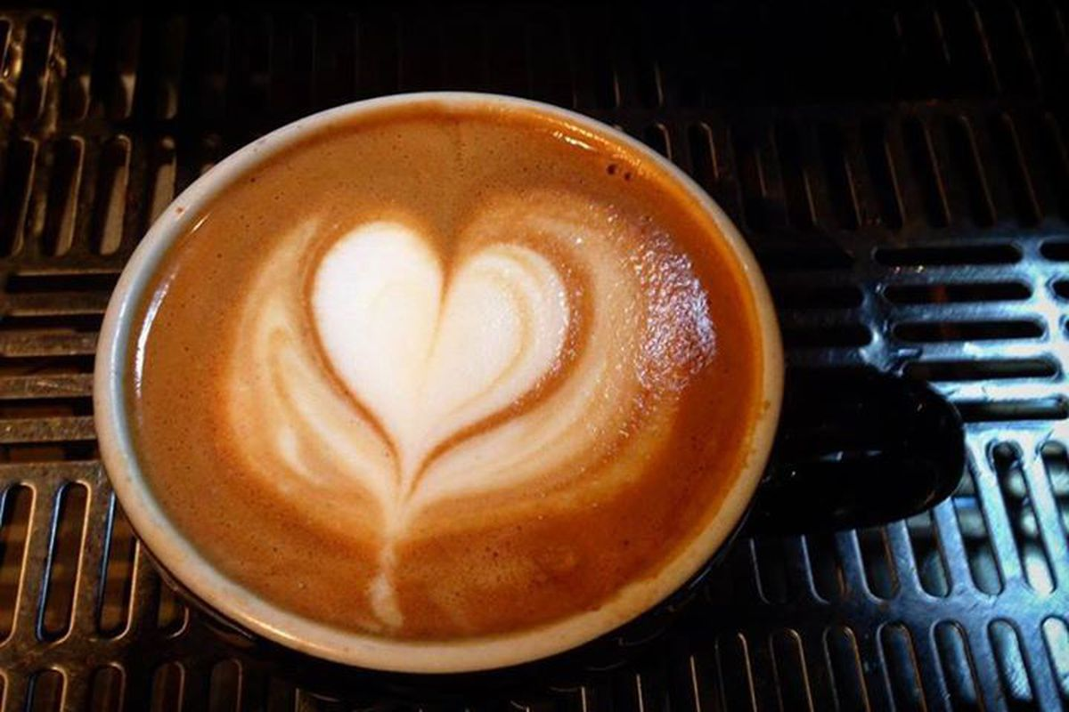 It's about time Downtown got a few more fancy lattes.