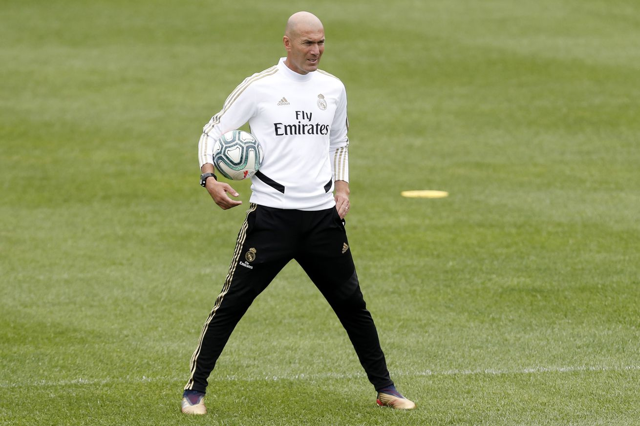 Zidane: ?It?s key for the new players to complete the preseason with us?
