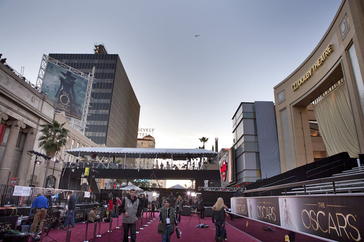 Hollywood Boulevard Oscars
