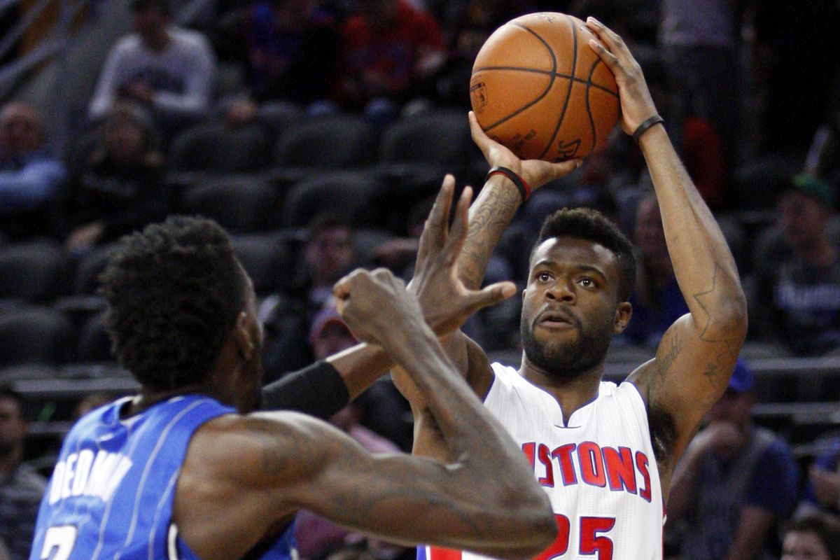 a28b7dc3a 2015-16 Pistons review  Reggie Bullock s season finished on an upswing