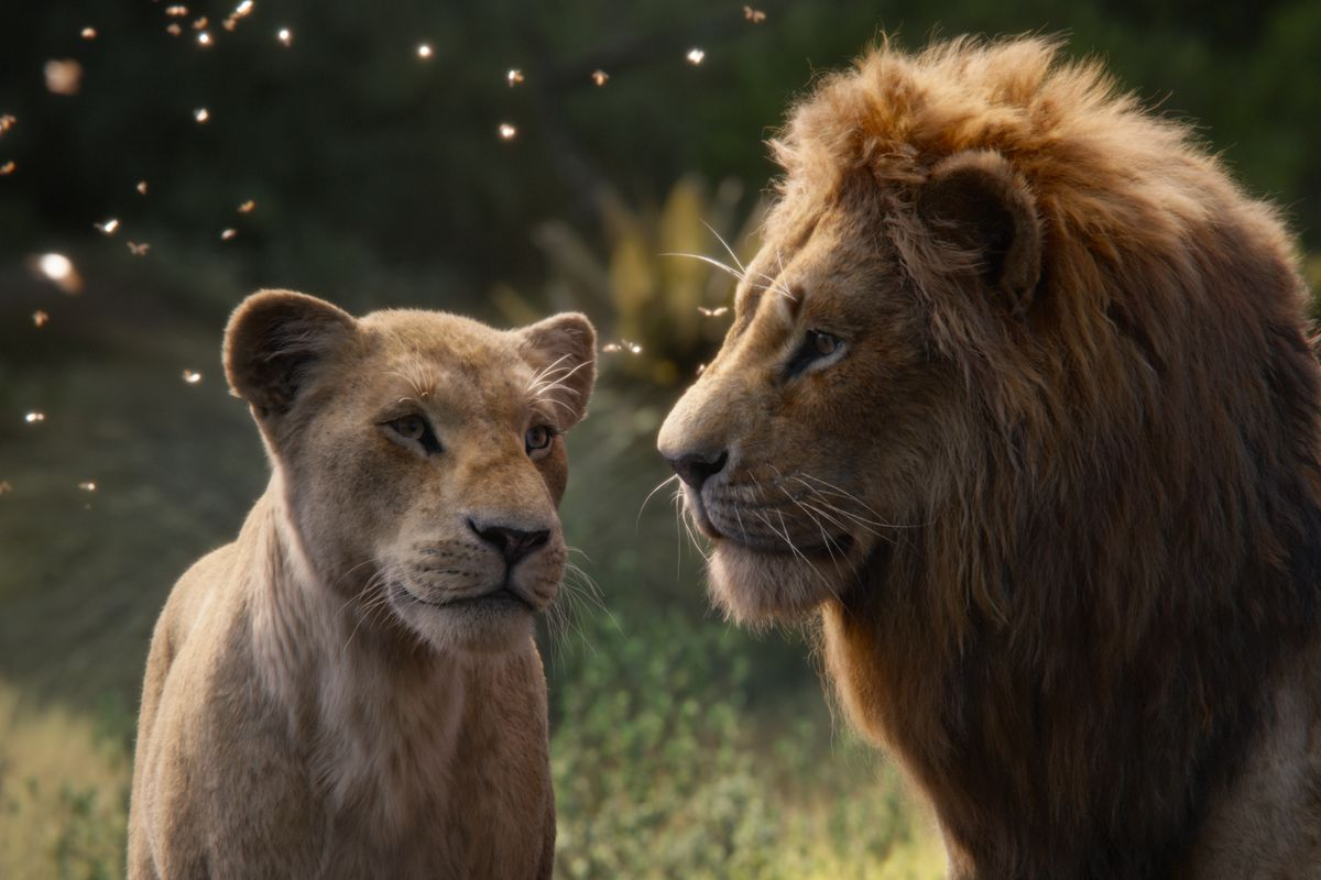 Disneys Q4 Earnings Lion King Helped Boost As Company