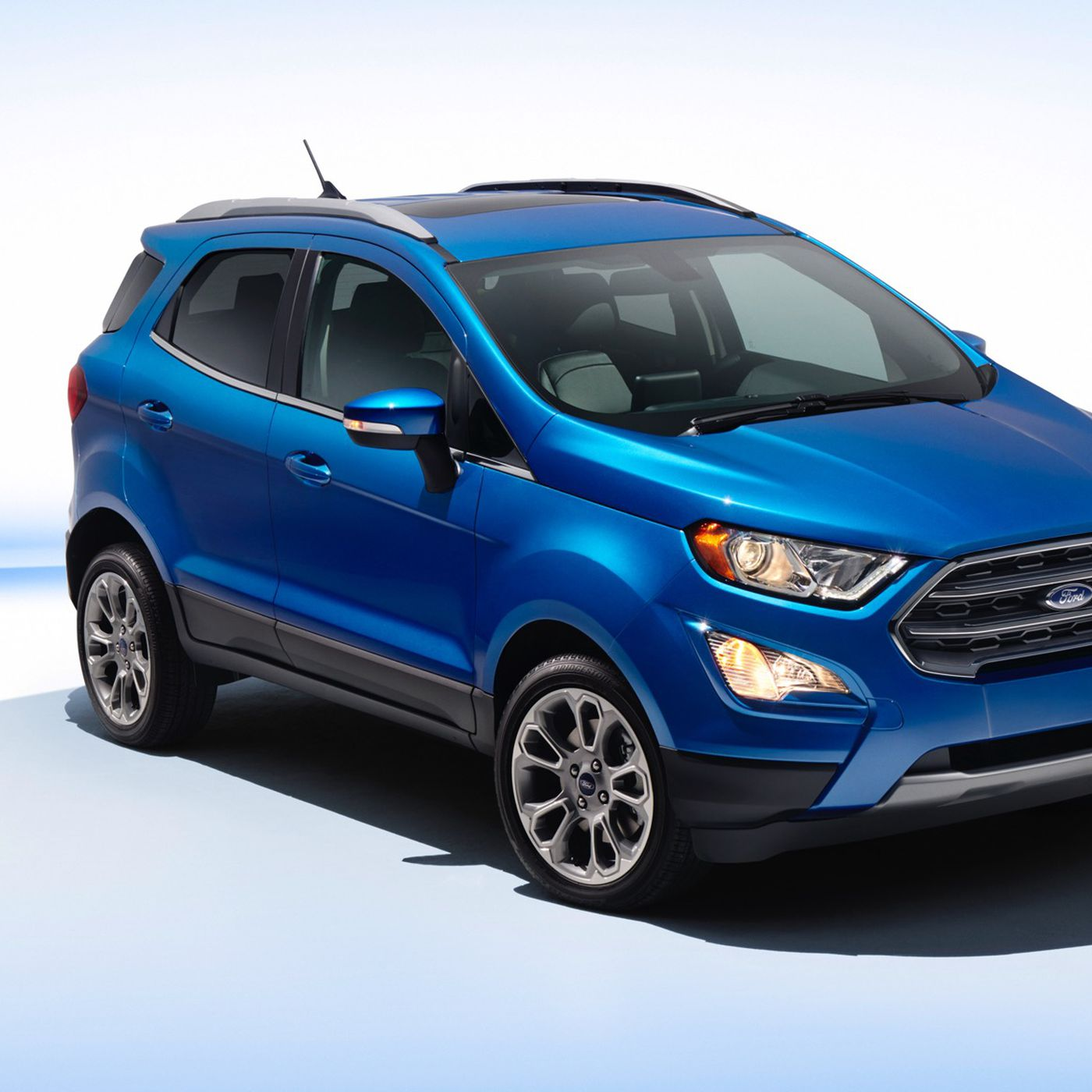 The wee little ecosport is fords new small suv the verge
