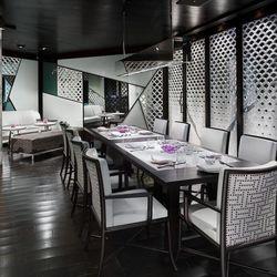 Hakkasan's private dining room. Photo: Francis and Francis
