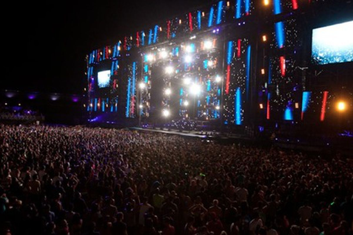 The Electric Daisy Carnival