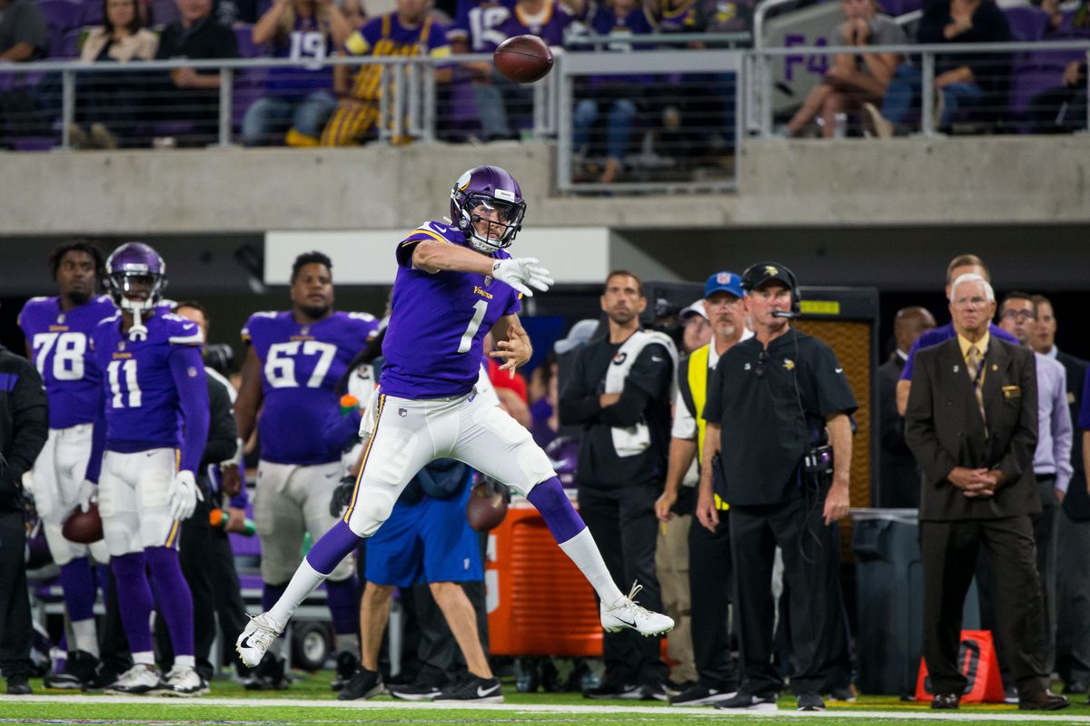 Vikings Schedule 2019 Preseason Vikings 2019 Preseason Schedule Announced   Daily Norseman