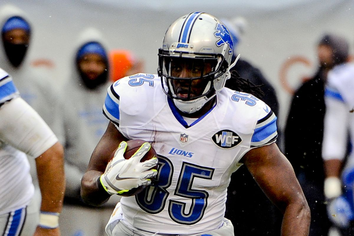 Joique Bell still hopes deal is on the table to return to the ...