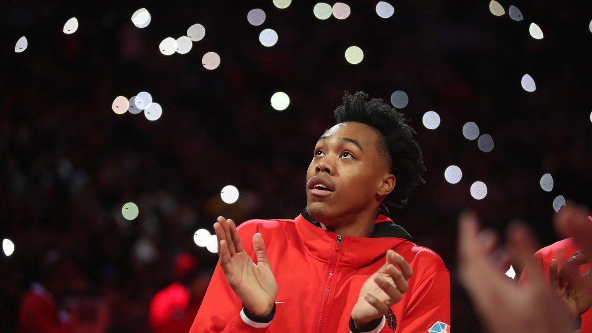 Toronto Raptors fall to the Chicago Bulls 111-108