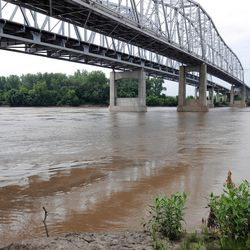 For many, the river was a way to get to Jackson County, journeying against the current as they traveled west from St. Louis.