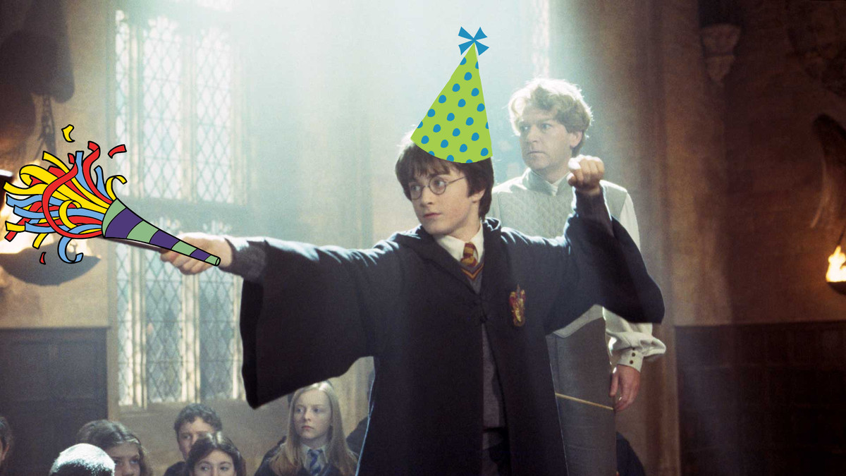 Judging if Harry Potter's birthdays were all awful, based on