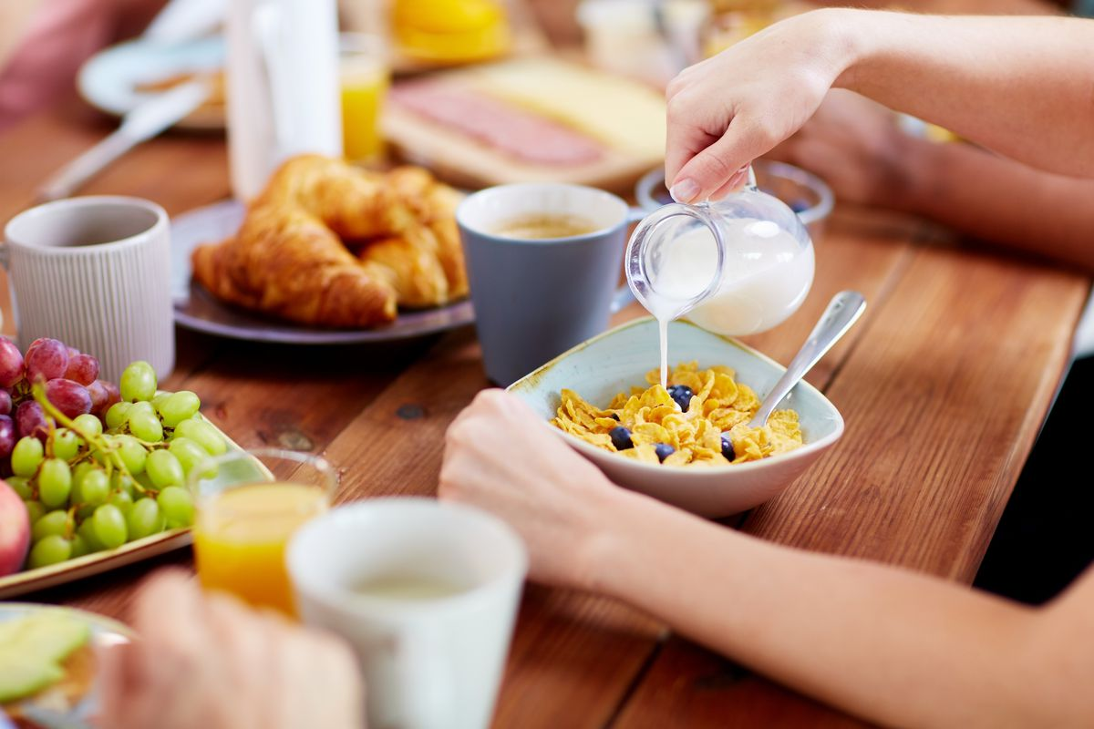 The traditional bowl of cereal for breakfast has declined in recent years, which negatively impacts milk consumption.