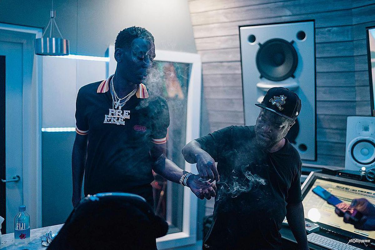Young Dolph and Peezy