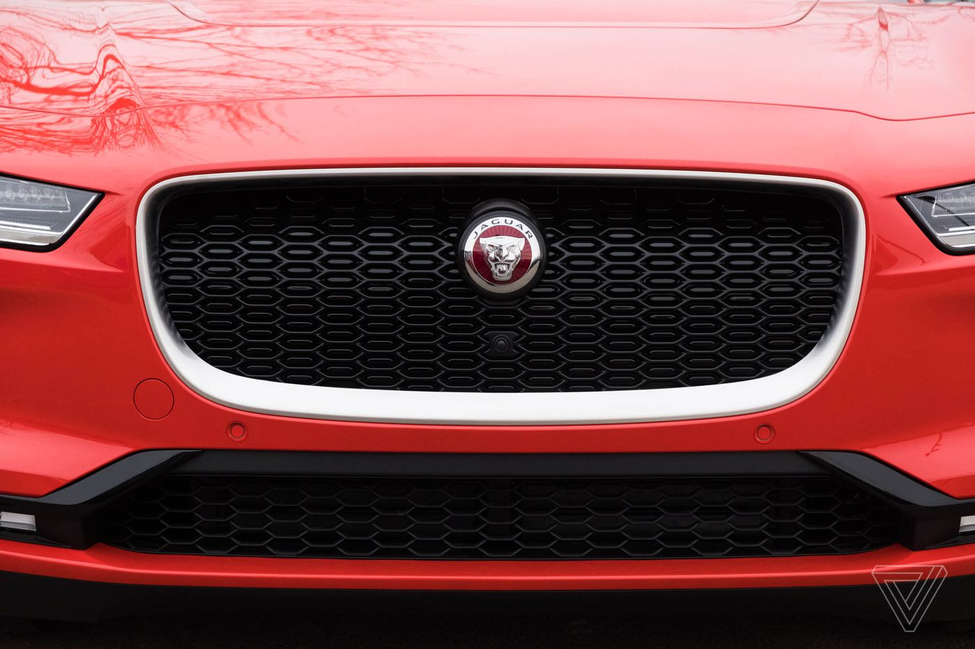 One minute in the Jaguar I-Pace was enough to learn it's