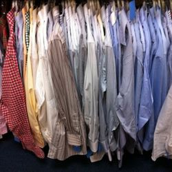 Men's shirting, from fun to conservative