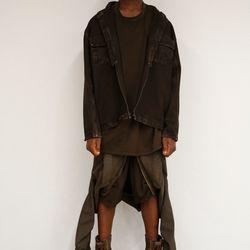 "Photo: Yeezy via <a href=""http://www.vogue.com/fashion-shows/spring-2016-ready-to-wear/kanye-west-adidas-originals"">Vogue</a>"