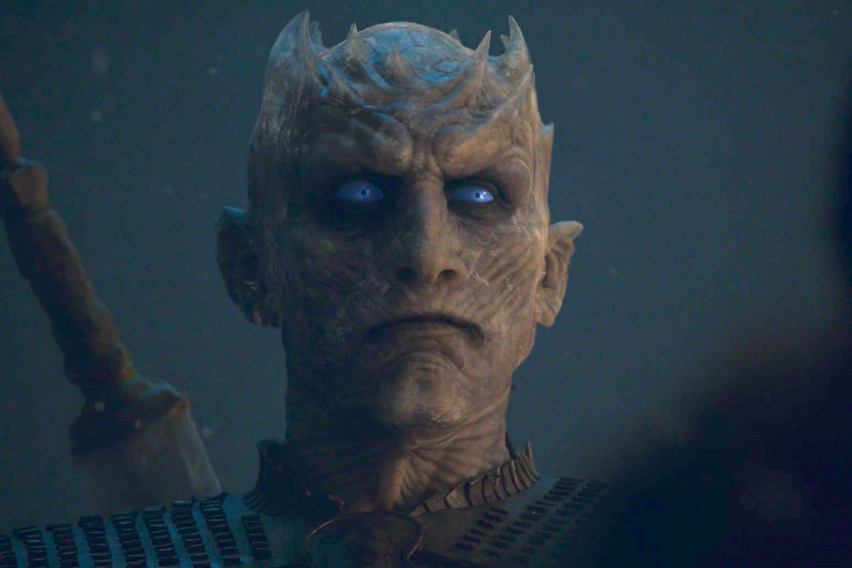 3e410826ec76 The Night King's big Battle of Winterfell scene was a long-awaited Thrones  moment