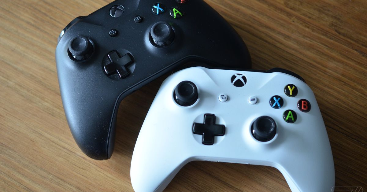 Microsoft's new Xbox controller firmware lets you quickly switch between paired devices