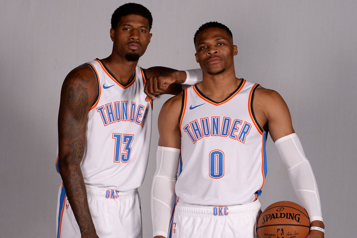 watch 32bee a743b The great big OKC Thunder 2018-19 season preview - Welcome ...
