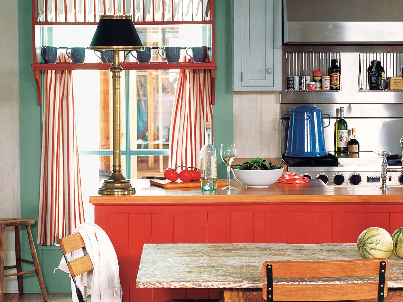 How To Create A Colorful Cottage Kitchen This Old House