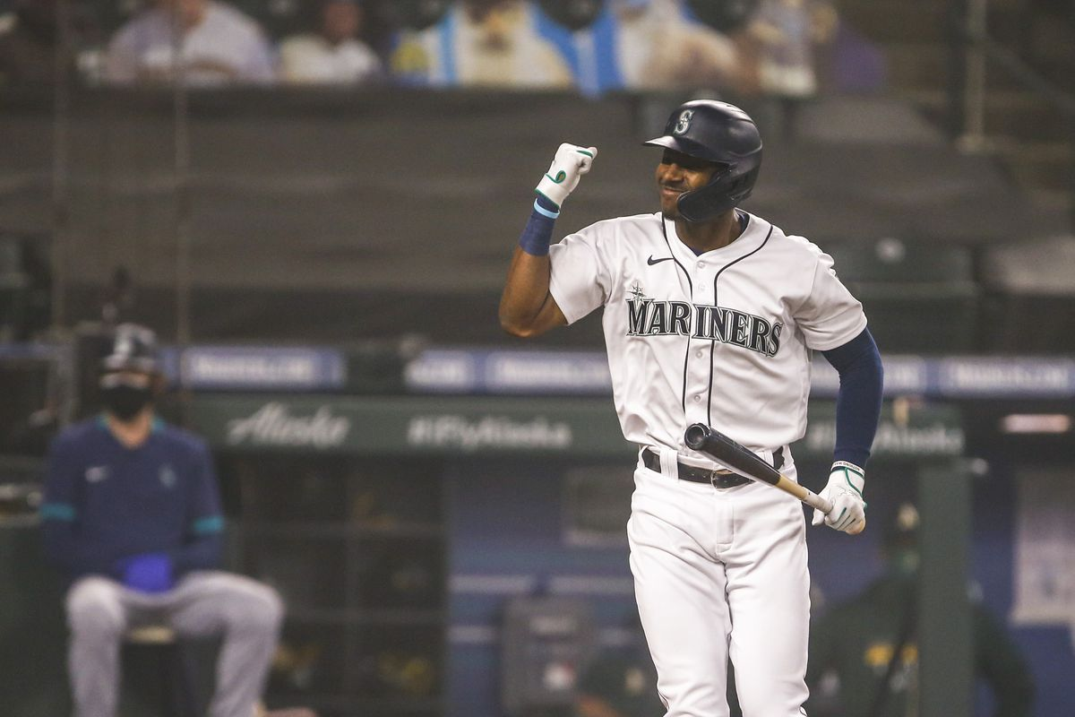 MLB: Game One-Oakland Athletics at Seattle Mariners