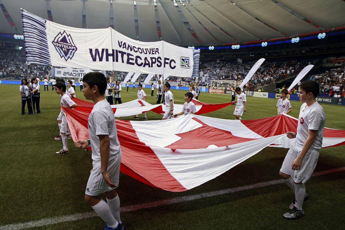 Montreal Impact v Vancouver Whitecaps FC