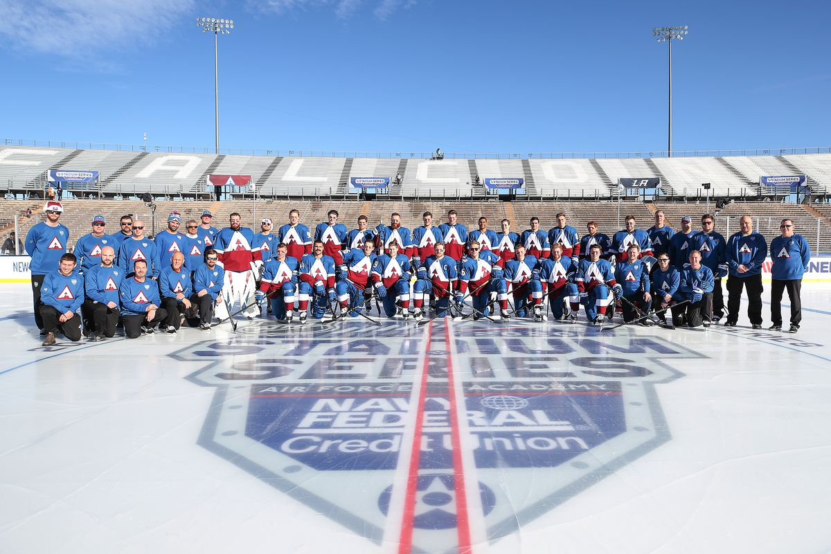 2020 Navy Federal Credit Union NHL Stadium Series - Team Practices & Family Skate