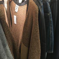 Gaucho Sur sweater, $99 (was $198)