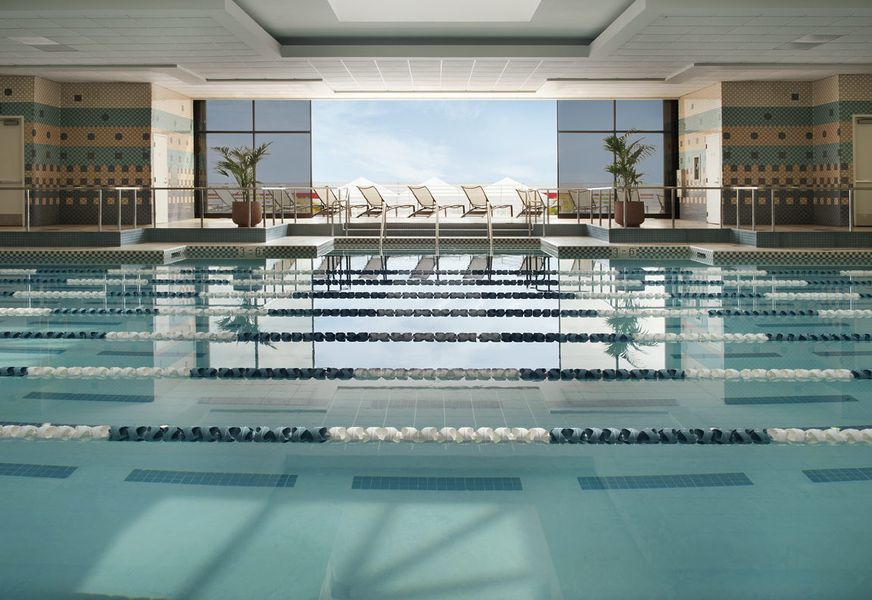 West La 39 S Ultra Luxe Equinox Sports Club Is The First Of Its Kind Racked La
