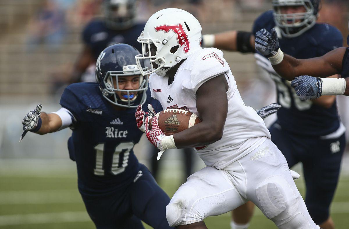 NCAA Football: Florida Atlantic at Rice