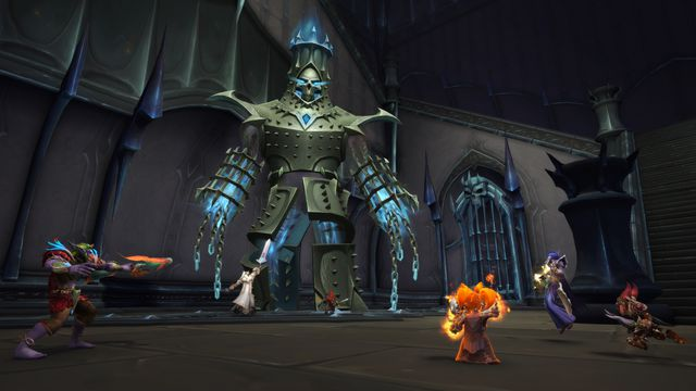 World of Warcraft players may finally get glasses, say data miners