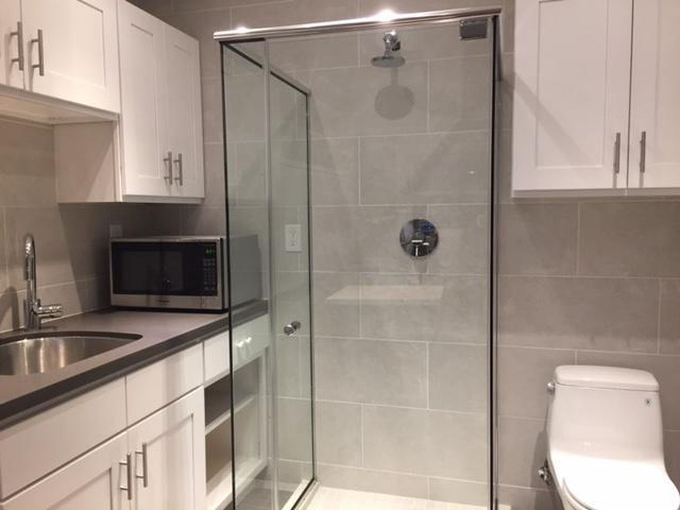 Is This Combined Kitchen Bathroom In San Francisco For Real Curbed Sf
