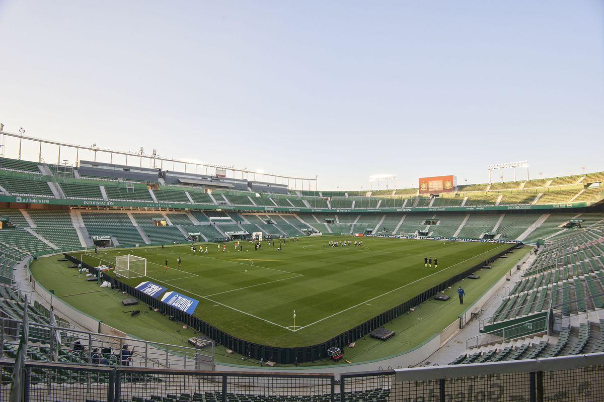 Elche CF v C.A. Osasuna - La Liga Santander
